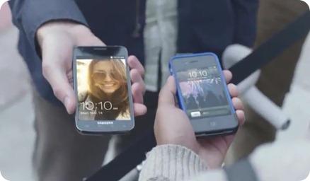 Samsung Mocks Apple