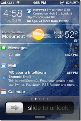 Intelliscreenx
